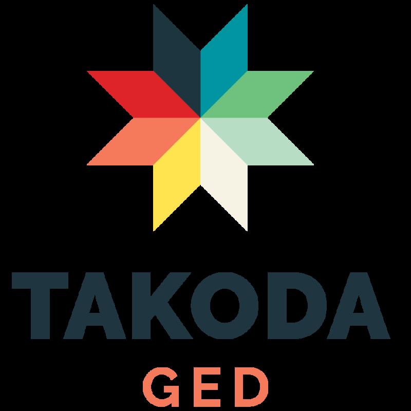 TAKODA GED