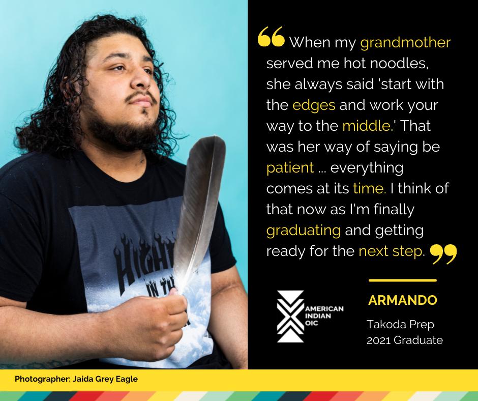 Success Story Armando