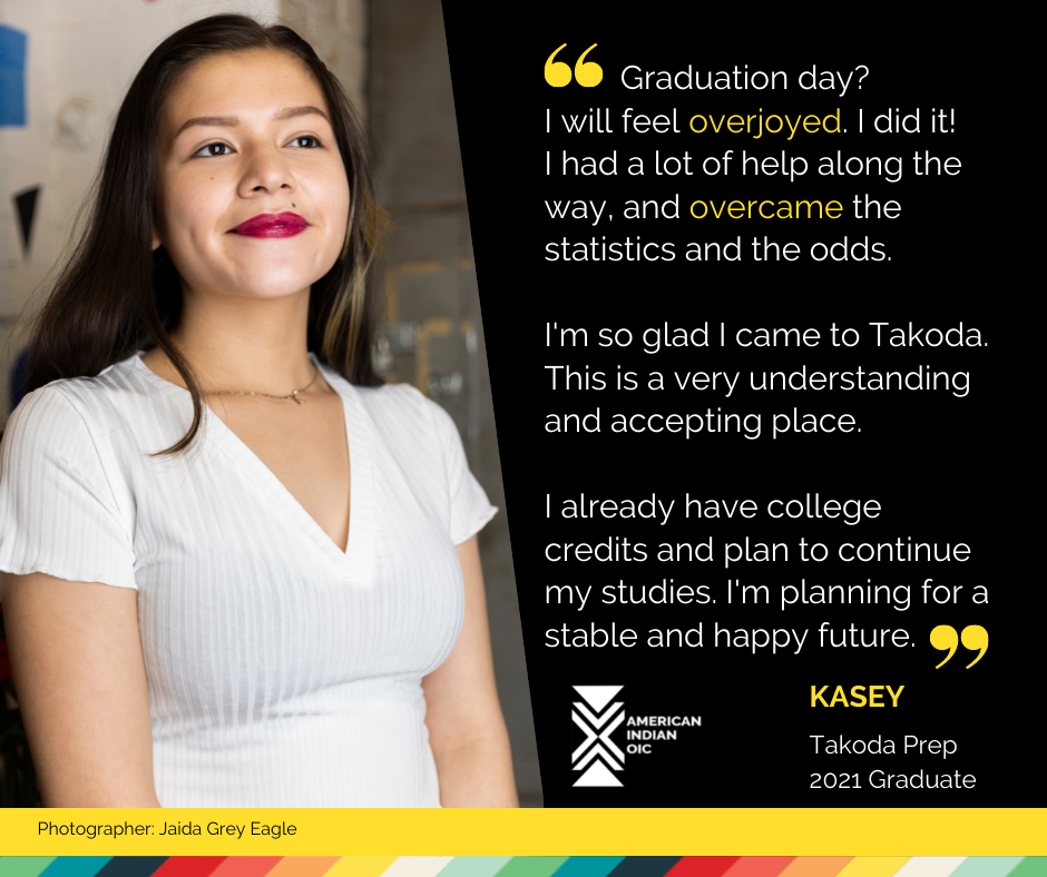 Success Story Kasey