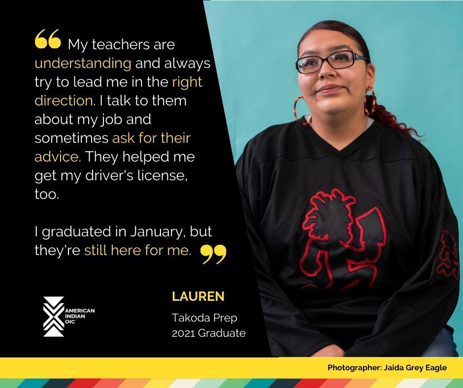 Success Story Lauren